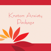 Kratom Anxiety Package